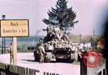 Image of US 3rd Armored Division Lenglern Germany, 1945, second 4 stock footage video 65675056463