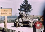Image of US 3rd Armored Division Lenglern Germany, 1945, second 5 stock footage video 65675056463