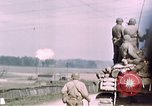 Image of US 3rd Armored Division Lenglern Germany, 1945, second 6 stock footage video 65675056463