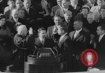Image of John F Kennedy inauguration United States USA, 1961, second 9 stock footage video 65675056466