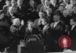 Image of John F Kennedy inauguration United States USA, 1961, second 11 stock footage video 65675056466
