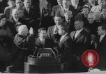 Image of John F Kennedy inauguration United States USA, 1961, second 12 stock footage video 65675056466