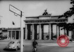 Image of refugees flee East Berlin United States USA, 1962, second 2 stock footage video 65675056469
