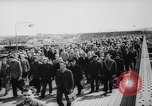 Image of refugees flee East Berlin United States USA, 1962, second 4 stock footage video 65675056469