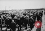 Image of refugees flee East Berlin United States USA, 1962, second 5 stock footage video 65675056469
