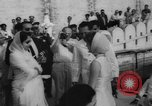 Image of First Lady Jacqueline Kennedy Udaipur Rajasthan India, 1962, second 8 stock footage video 65675056472
