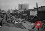 Image of earthquake damages Alaska USA, 1965, second 9 stock footage video 65675056496