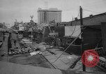 Image of earthquake damages Alaska USA, 1965, second 10 stock footage video 65675056496