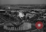 Image of crowds at the Worlds Fair New York United States USA, 1964, second 8 stock footage video 65675056499