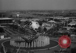 Image of crowds at the Worlds Fair New York United States USA, 1964, second 9 stock footage video 65675056499