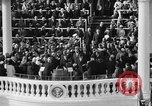 Image of President Lyndon B Johnson Washington DC USA, 1965, second 8 stock footage video 65675056500