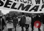 Image of Civil Rights march from Selma to Montgomery Alabama United States USA, 1965, second 6 stock footage video 65675056501