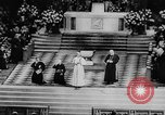 Image of Pope Paul VI at Saint Patrick's Cathedral and addressing UN New York United States USA, 1965, second 12 stock footage video 65675056506