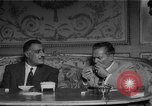 Image of leaders meeting United States USA, 1961, second 1 stock footage video 65675056513