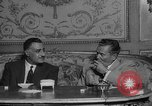 Image of leaders meeting United States USA, 1961, second 3 stock footage video 65675056513