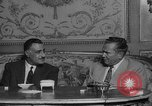 Image of leaders meeting United States USA, 1961, second 4 stock footage video 65675056513