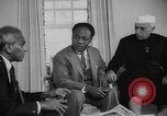 Image of leaders meeting United States USA, 1961, second 9 stock footage video 65675056513