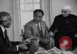 Image of leaders meeting United States USA, 1961, second 10 stock footage video 65675056513