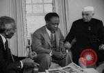 Image of leaders meeting United States USA, 1961, second 11 stock footage video 65675056513