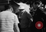 Image of British Prime Minister Churchill France, 1958, second 7 stock footage video 65675056520