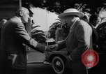 Image of British Prime Minister Churchill France, 1958, second 10 stock footage video 65675056520