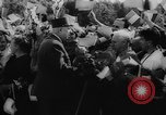Image of French President Charles de Gaulle France, 1967, second 3 stock footage video 65675056528
