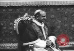 Image of Pope Paul VI Rome Italy, 1967, second 6 stock footage video 65675056532