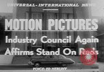 Image of Association of Motion Picture Producers Hollywood Los Angeles California USA, 1951, second 12 stock footage video 65675056535