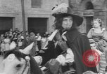 Image of festival Quintana Foligno Italy, 1951, second 8 stock footage video 65675056539