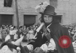 Image of festival Quintana Foligno Italy, 1951, second 9 stock footage video 65675056539