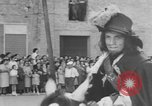 Image of festival Quintana Foligno Italy, 1951, second 10 stock footage video 65675056539