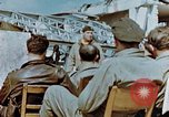 Image of pilots briefed Germany, 1945, second 3 stock footage video 65675056548