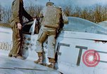 Image of pilots ready for mission Germany, 1945, second 12 stock footage video 65675056549