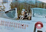 Image of pilots ready for mission Germany, 1945, second 1 stock footage video 65675056550