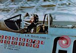 Image of pilots ready for mission Germany, 1945, second 5 stock footage video 65675056550