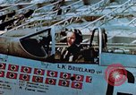 Image of pilots ready for mission Germany, 1945, second 6 stock footage video 65675056550