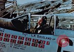 Image of pilots ready for mission Germany, 1945, second 7 stock footage video 65675056550