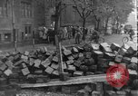 Image of Hungarian revolt Budapest Hungary, 1956, second 4 stock footage video 65675056556