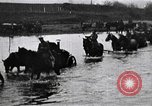 Image of war-weary Russian troops returning home Russia, 1917, second 7 stock footage video 65675056561