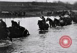 Image of war-weary Russian troops returning home Russia, 1917, second 9 stock footage video 65675056561