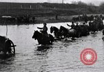 Image of war-weary Russian troops returning home Russia, 1917, second 11 stock footage video 65675056561
