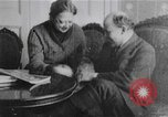 Image of Vladimir Lenin Moscow Russia Soviet Union, 1922, second 4 stock footage video 65675056566