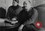 Image of Vladimir Lenin Moscow Russia Soviet Union, 1922, second 8 stock footage video 65675056566