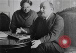 Image of Vladimir Lenin Moscow Russia Soviet Union, 1922, second 10 stock footage video 65675056566