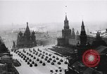 Image of Parade in Red Square Moscow Russia Soviet Union, 1934, second 3 stock footage video 65675056568