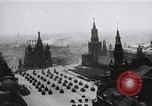 Image of Parade in Red Square Moscow Russia Soviet Union, 1934, second 5 stock footage video 65675056568