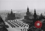 Image of Parade in Red Square Moscow Russia Soviet Union, 1934, second 6 stock footage video 65675056568