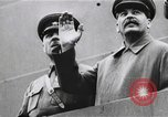 Image of Parade in Red Square Moscow Russia Soviet Union, 1934, second 7 stock footage video 65675056568