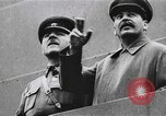 Image of Parade in Red Square Moscow Russia Soviet Union, 1934, second 8 stock footage video 65675056568