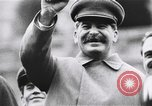 Image of Parade in Red Square Moscow Russia Soviet Union, 1934, second 10 stock footage video 65675056568